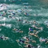2020 大连铁人游跑两项&海游马拉松