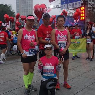 2018-肇庆马拉松