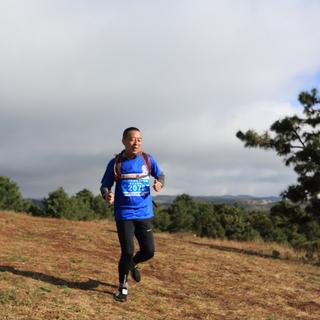 2017年第二届乐跑梁王山越野赛