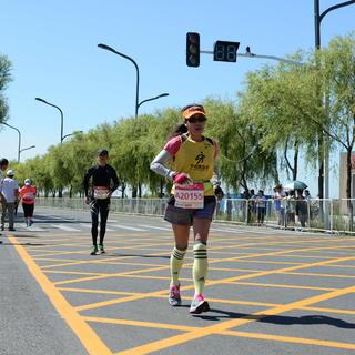 2016哈尔滨马拉松赛