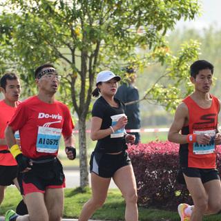 2018 YYsports海峡两岸昆山马拉松赛