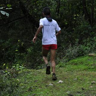 2016个旧戈贾森林公园越野跑