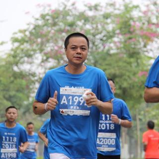 肇庆健将拍摄10.5km处8:57至9:12