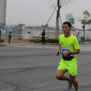 半程18km后19km前9:27分~9:57分