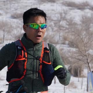 2019雅山雪地越野赛-王璀蓉拍摄
