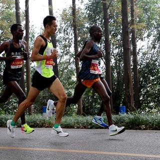 2017尚湖马拉松5.5km(1)