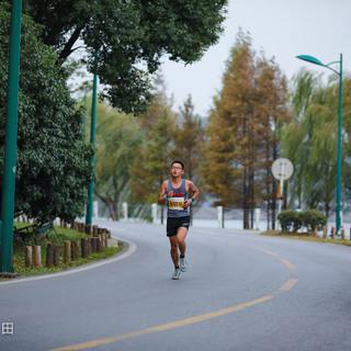 2017 环蠡湖国际半程马拉松