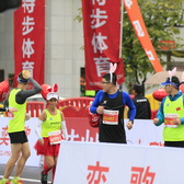 2018长沙国际马拉松