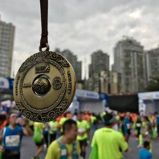 2017重庆国际马拉松