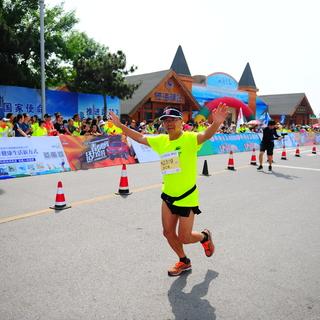 2017青岛西海岸新区半程马拉松