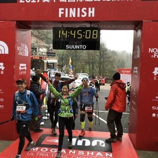 TNF100 2017 莫干山国际越野跑挑战赛