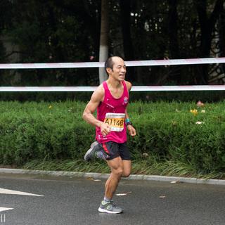 2016 环蠡湖国际半程马拉松