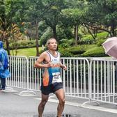 2018舟山马拉松—全马