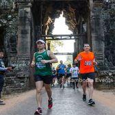 2017吴哥窟半程马拉松赛事照片(图片均来自官方网站)