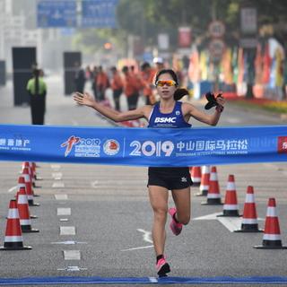 2019中山国际马拉松(QCstudio)