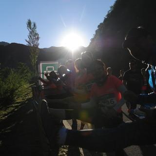 第二届北京百里山水画廊森林马拉松