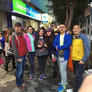 2015年香港渣打马拉松
