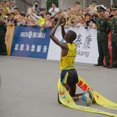 荆门国际马拉松