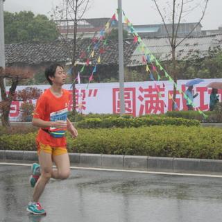 终点前 by 陶涛 9:34-10:08