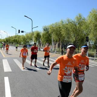 2016 哈尔滨国际马拉松