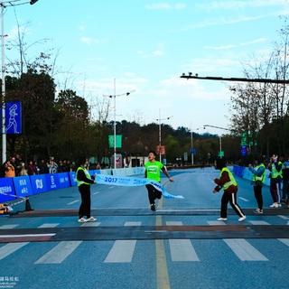 官方摄影_ 湖乱跑9.2公里跑_终点