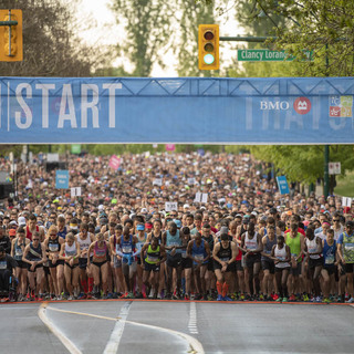 2018温哥华马拉松