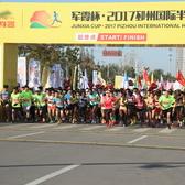 2017邳州国际半程马拉松(2017-11-05)