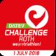 2018 Challenge Roth大铁挑战赛