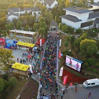 2018南京国际越野跑挑战赛