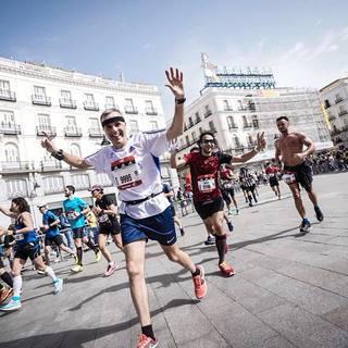 2018 马德里摇滚马拉松