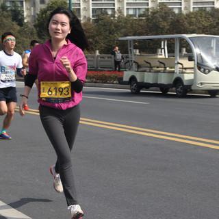 20-21km处 9:51-10:02