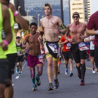 2015 洛杉矶马拉松赛事相册