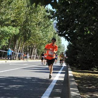 王康杰 全程20km 9:05-9:08