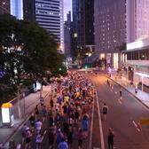 历年布里斯班马拉松赛事照片(图片均来自官方脸书)