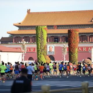 2017.9.17北京马拉松
