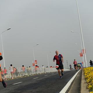 红豆 2019 锡山宛山湖国际马拉松