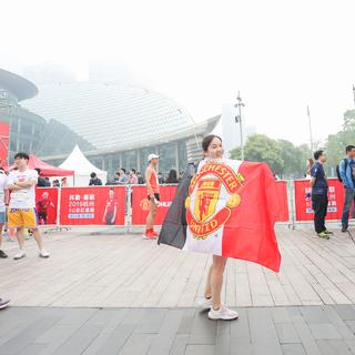 2019 科勒·曼联杭州5公里红魔跑