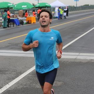 2017常州西太湖半程马拉松