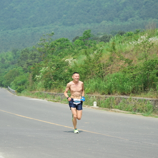 2017 金坛茅山国际山地半程马拉松赛