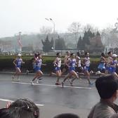 平壤马拉松照片