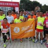 连云港日落马拉松2015  8