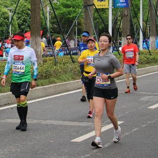 2019东风雷诺武汉马拉松