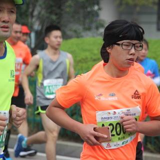 2017 台州国际马拉松
