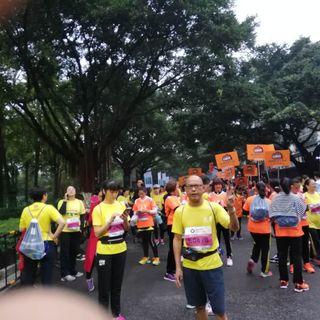 2018.11.11桂林马拉松赛之旅