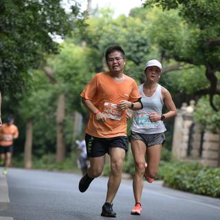 2018JBL三夫户外佘山越野跑 夏季赛