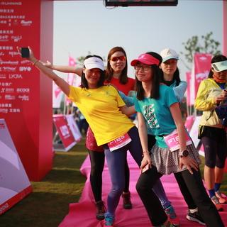 2017 UTO 杭州女子越野赛