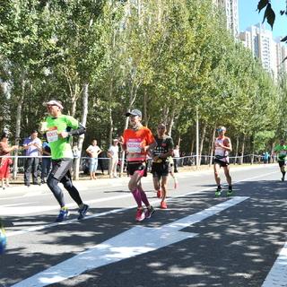 王康杰 全程20km 9:08-9:13