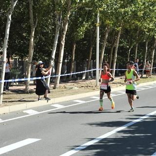 王康杰 全程20km 8:57-9:05