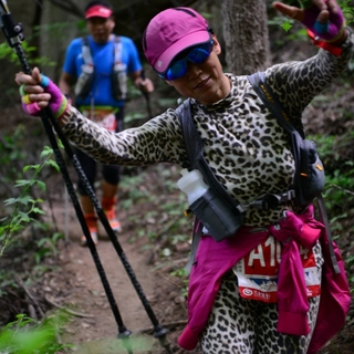 2017 崂山100公里国际山地越野赛