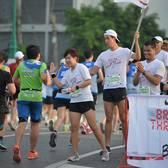 2017曼谷马拉松赛事照片(图片均来自官方脸书)